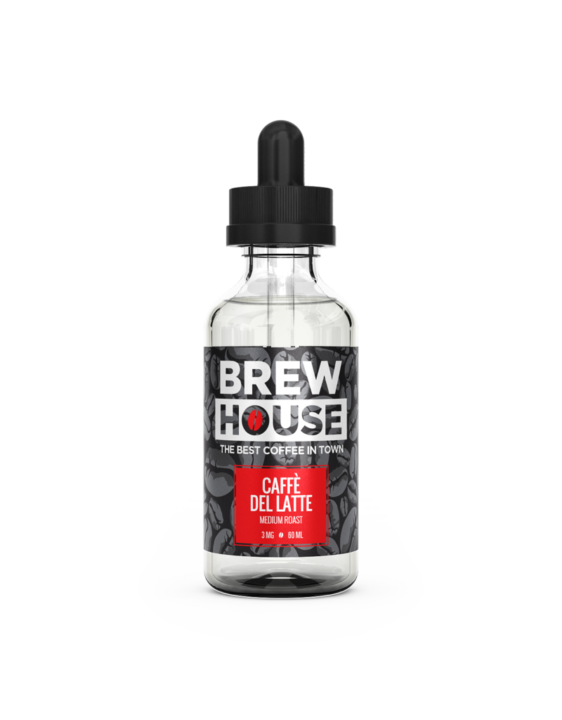 BREW HOUSE Brew House - Caffe Del Latte