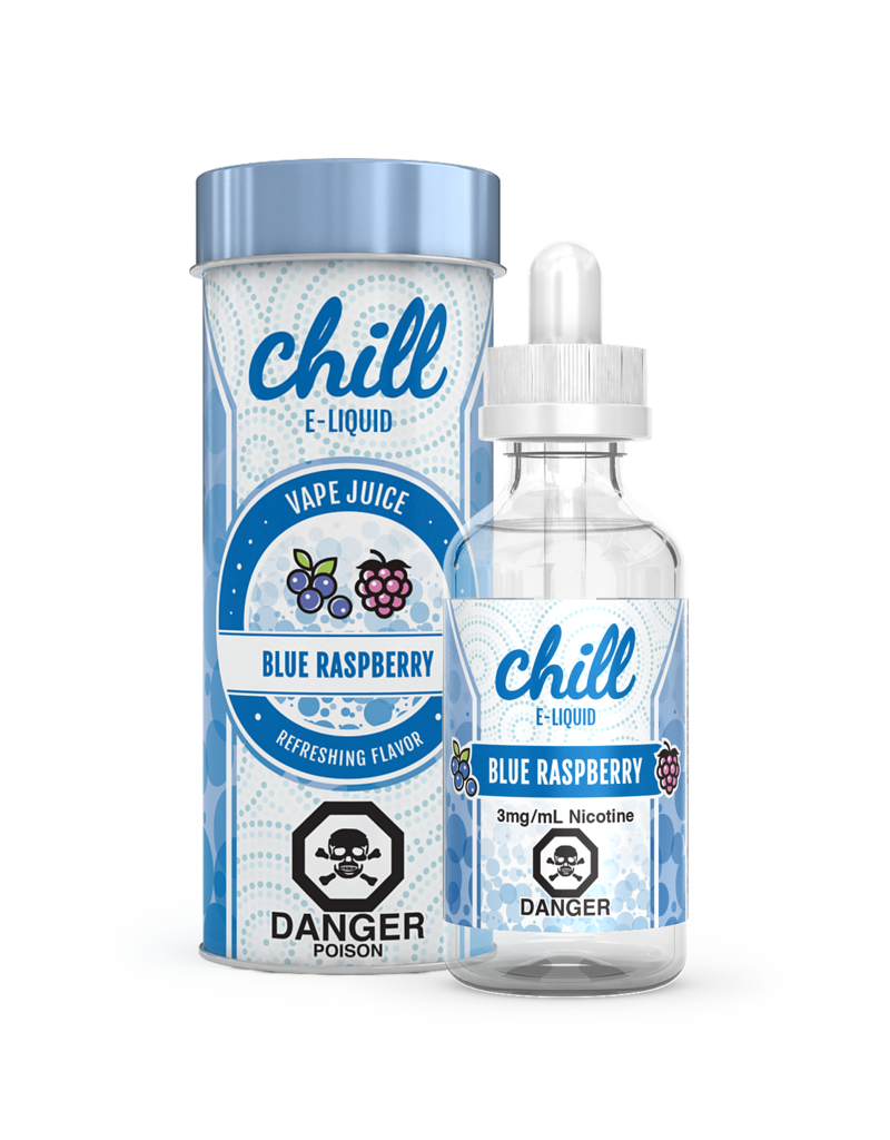 CHILL Chill - Blue Raspberry