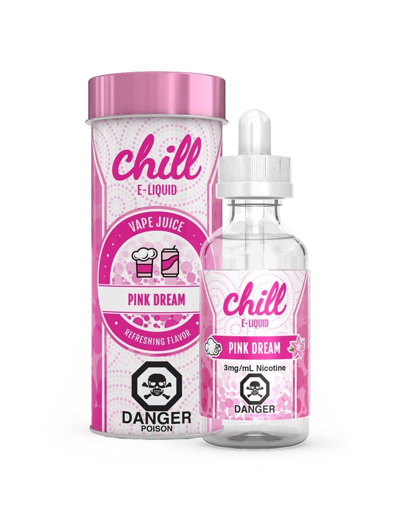 CHILL Chill - Pink Dream