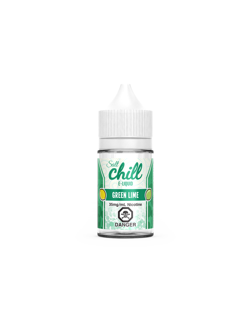 CHILL Chill Salt - Green Lime