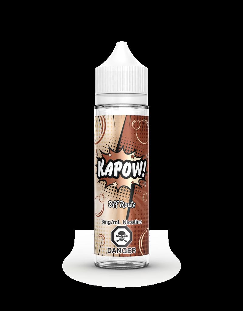 KAPOW Kapow - Off route