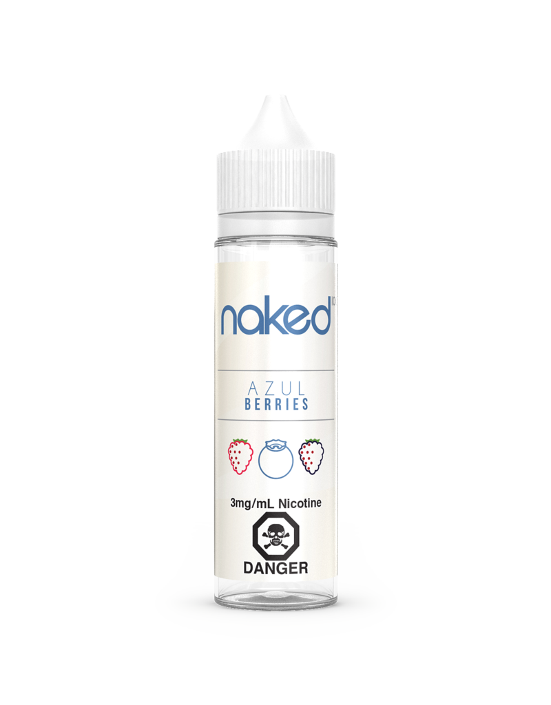 NAKED 100 Naked 100 Cream - Azul Berries