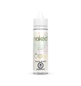 NAKED 100 Naked 100 Fruit - Green Blast (Melon Kiwi)