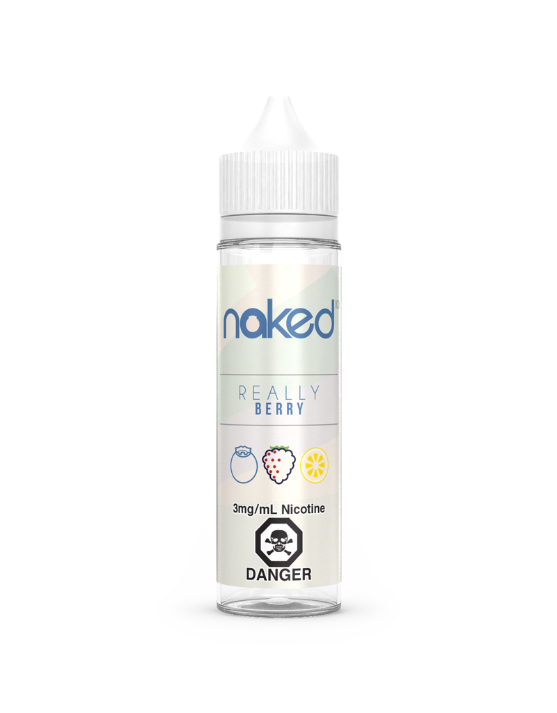 NAKED 100 Naked 100 Fruit - Really Berry (very Berry)