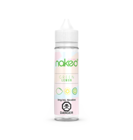 NAKED 100 Naked 100 Fusion - (Sour Sweet) (LEMON)