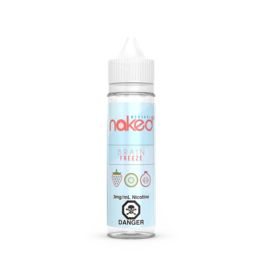 NAKED 100 Naked 100 Menthol - Brain Freeze (Strawberry Pom)
