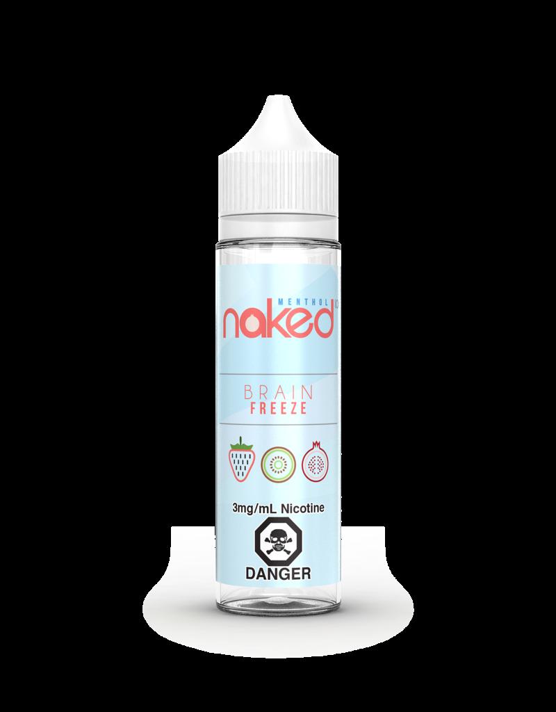 NAKED 100 Naked 100 Menthol - Brain Freeze (Strawberry Pom)