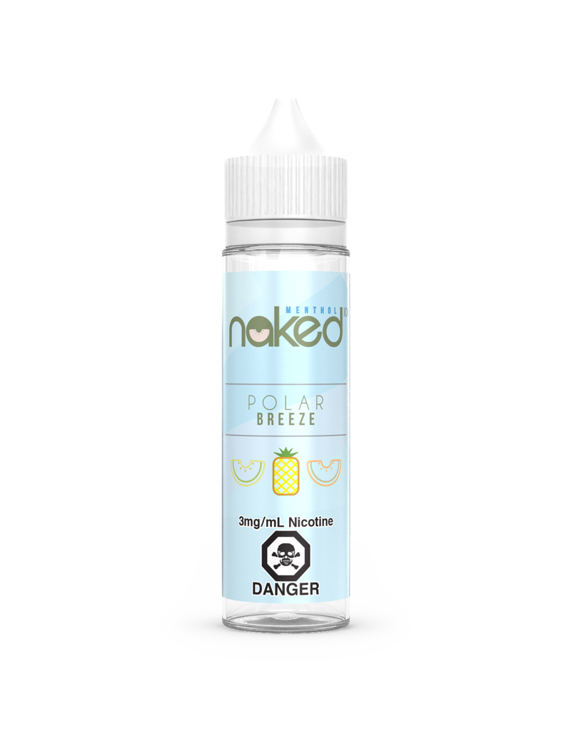 NAKED 100 Naked 100 Menthol - Polar Breeze (MELON)
