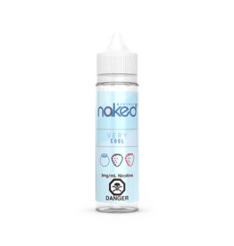NAKED 100 Naked 100 Menthol - Very Cool (Berry)