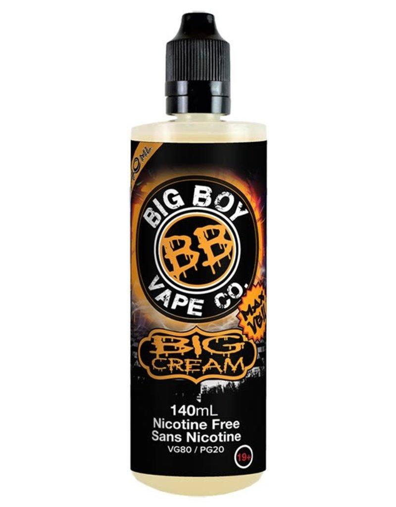BIG BOY Big Boy Vape- Big Cream