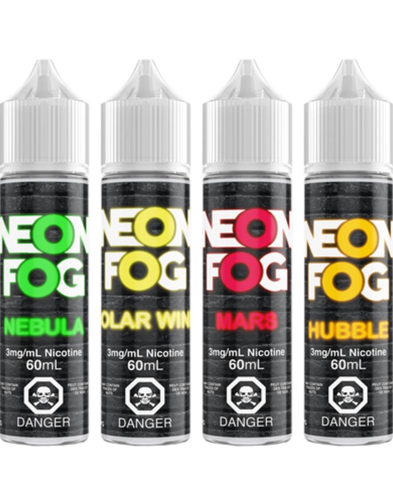 NEON FOG Neon fog - hubble