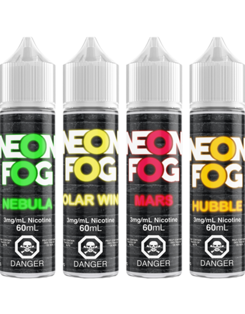 NEON FOG Neon fog - mars