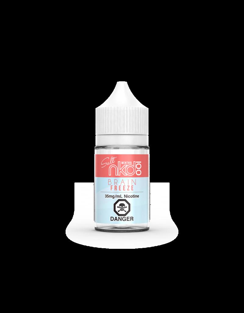 NAKED 100 Naked 100 Salt Brain Freeze (Strawberry Pom)