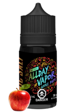 ALL DAY VAPOR All Day Vapor - Apple Papi - Saltnic