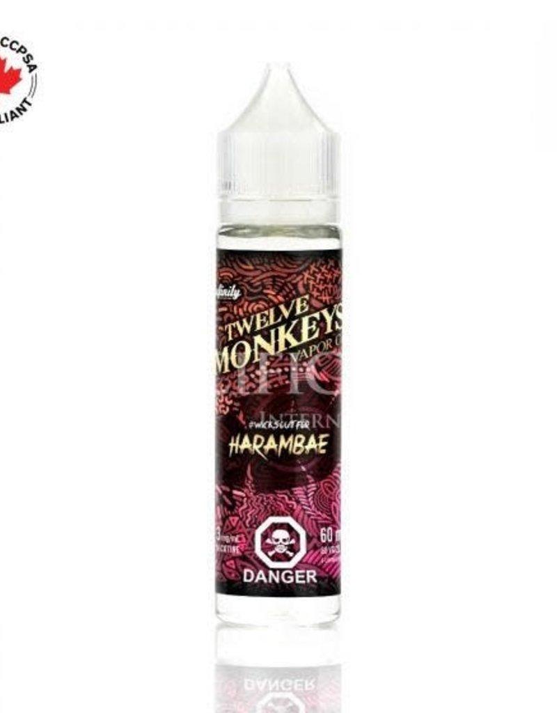 TWELVE MONKEYS Twelve Monkeys - Harambae