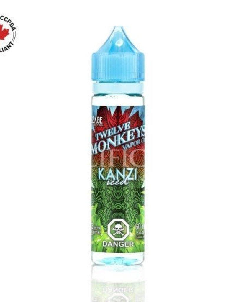 TWELVE MONKEYS Twelve Monkeys Iced - Kanzi
