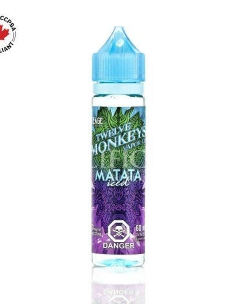 TWELVE MONKEYS Twelve Monkeys Iced - Matata