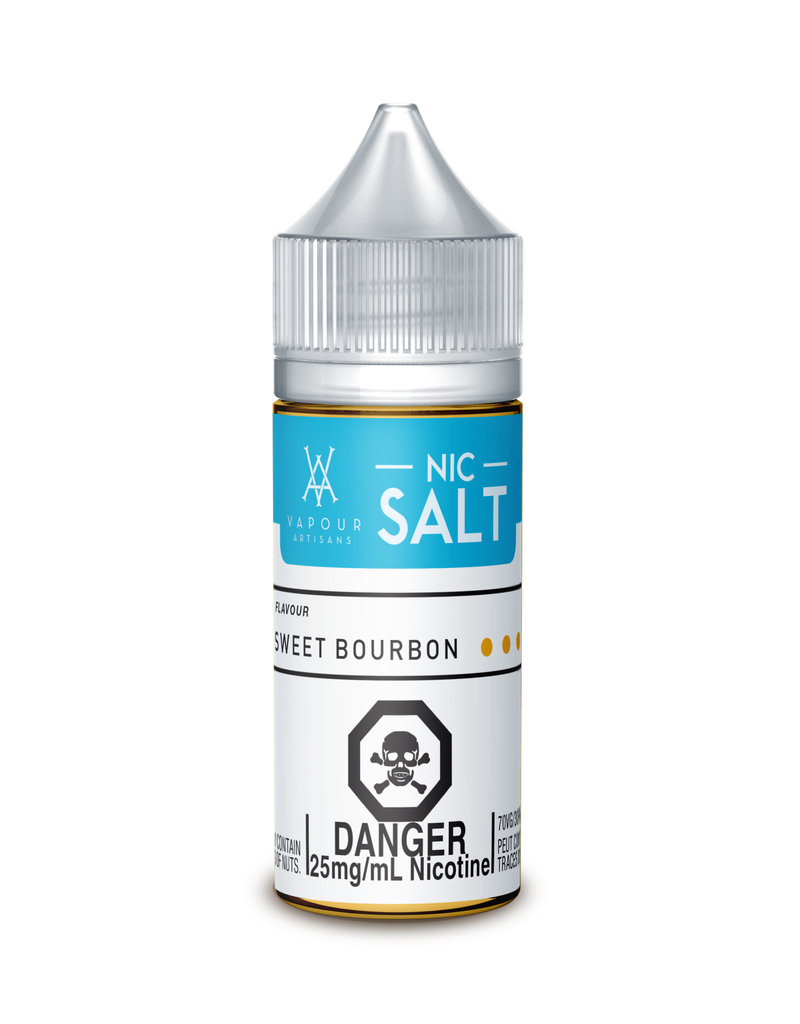 VAPOUR ARTISANS Vapour Artisans Salt - Sweet Bourbon