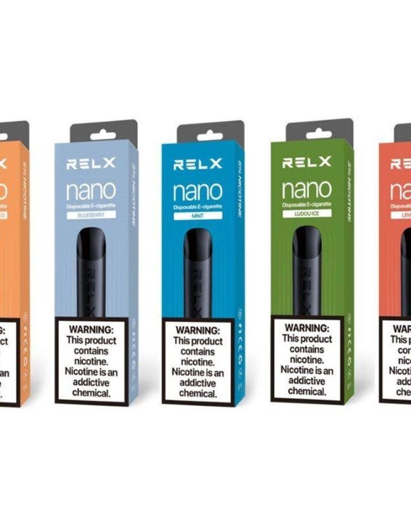 RELX Relx - Nano Disposable E-cig
