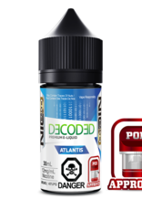 DECODED Decoded salt - Atlantis