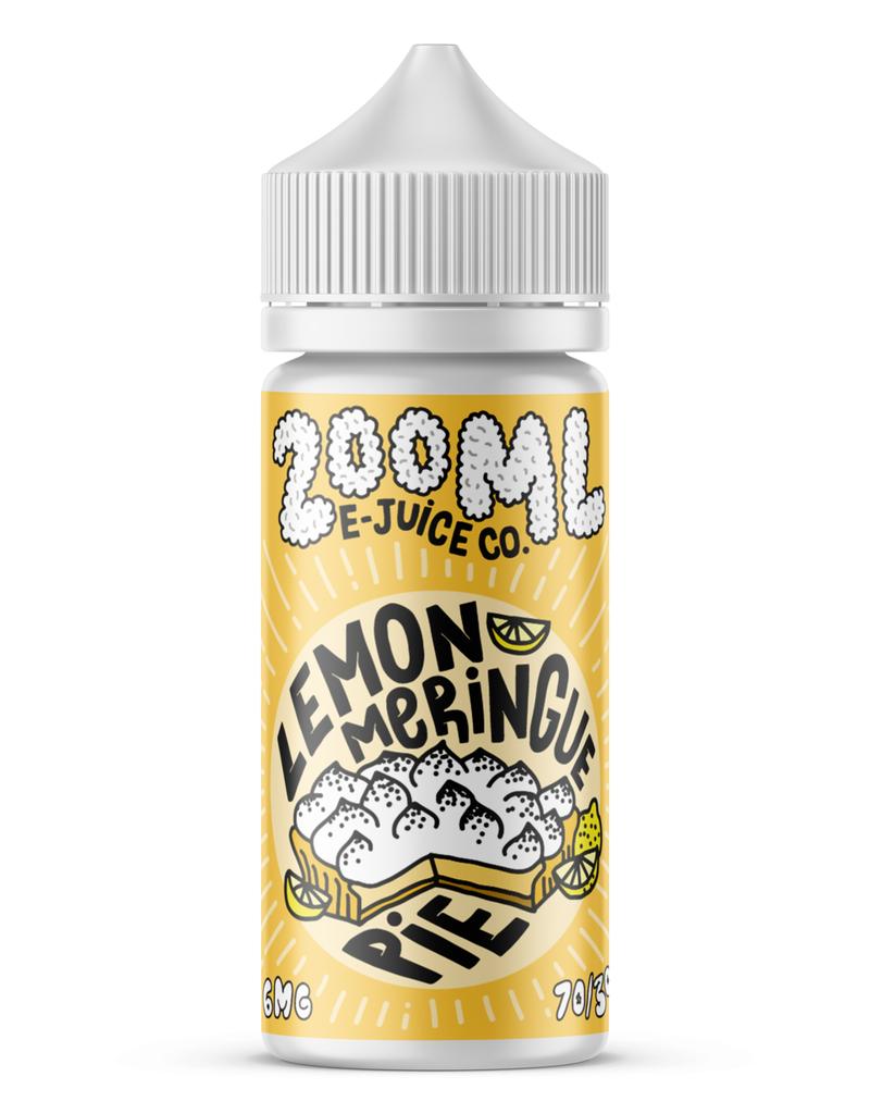 WARPED VAPORS Warped Vapors 100ml - Lemon Meringue