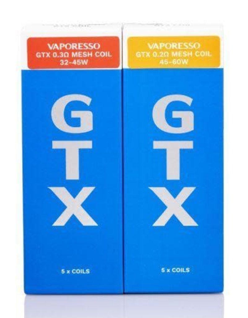 VAPORESSO Vaporesso GTX coils