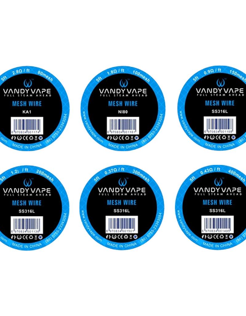 VANDY VAPE Vandy Vape Wire