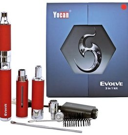 YOCAN Yocan Evolve 3 In 1 Multiple Colors