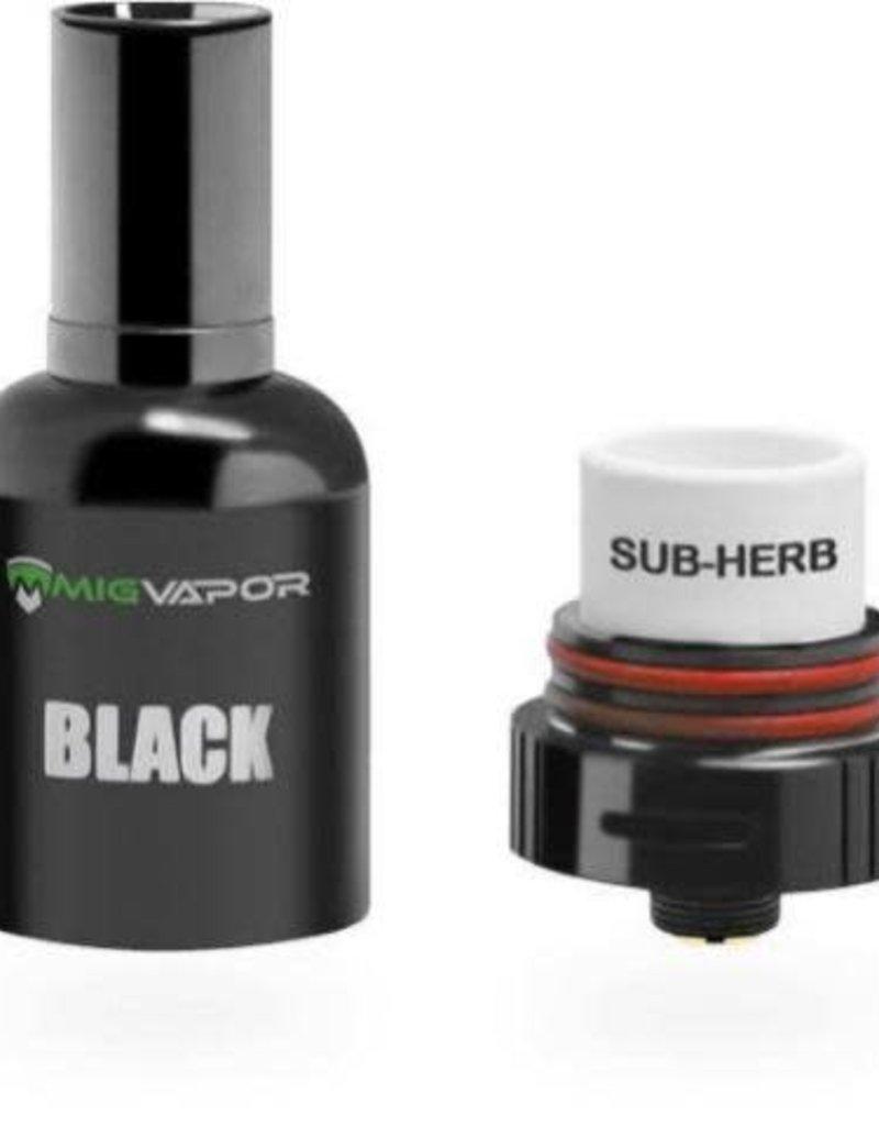 MIG VAPOR Mig Vapor- Black Sub Herb