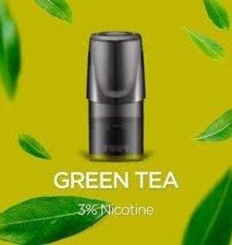 RELX Relx- Green tea 3%  single