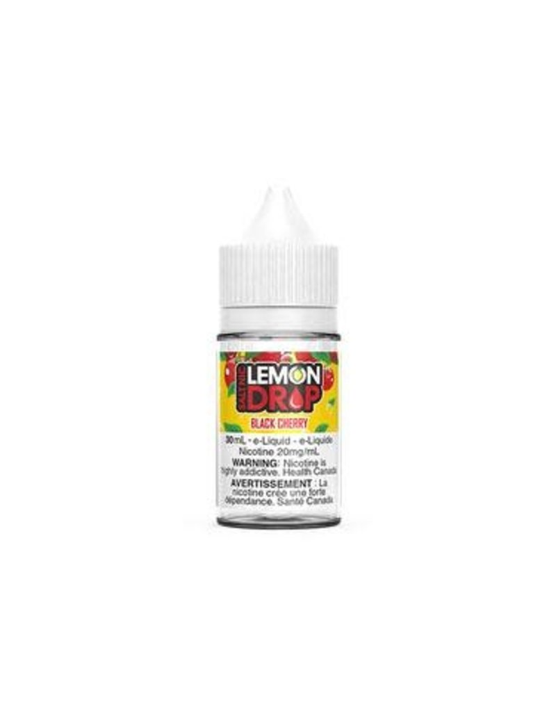 LEMON DROP Lemon Drop Salt - Black Cherry