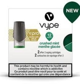 VYPE Epen Crushed Mint Pods