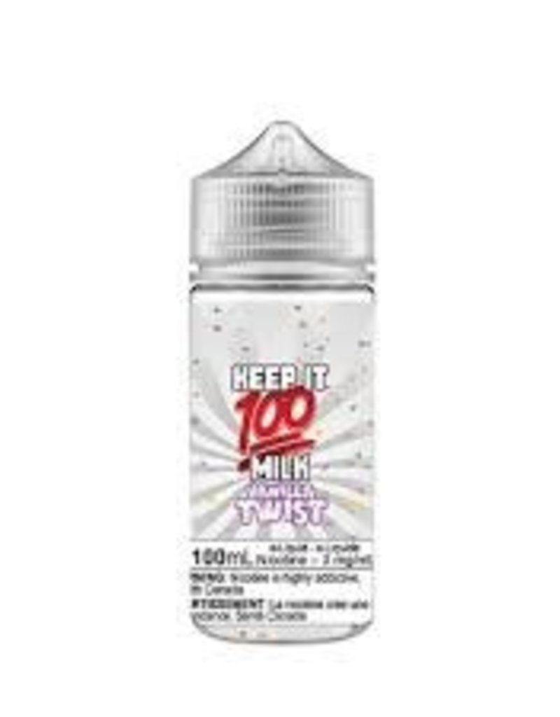KEEP IT 100 Keep It 100 - Milk Birthday Twist(vanilla twist)