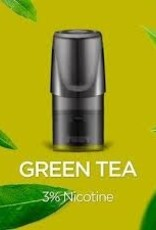 RELX Relx- Green tea 3% (pack of 3)