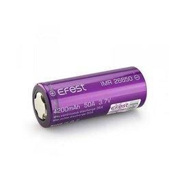 E-FEST Efest 26650 Battery Efest 3500mah 64A
