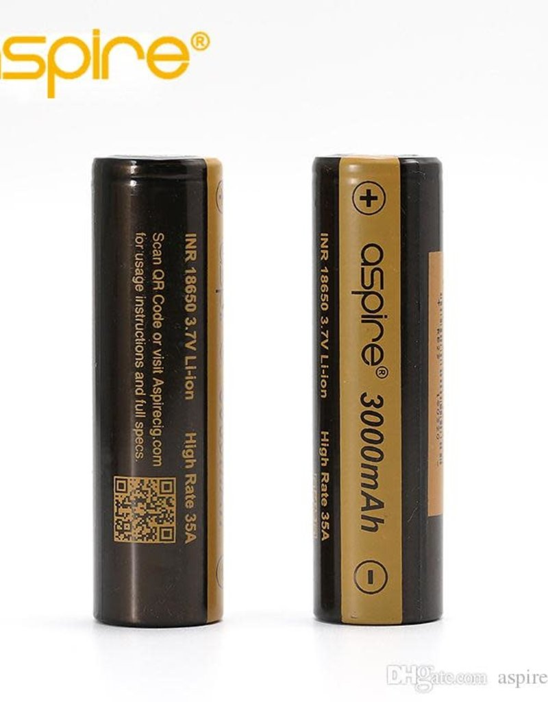 ASPIRE Aspire 18650 INR 3000mah 35A Battery