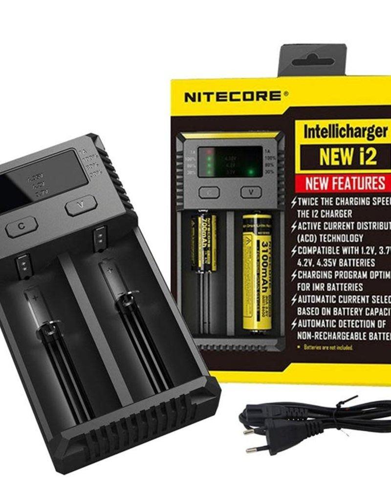 NITCORE Nitcore Intelli Charger i2