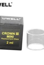 UWELL Uwell - Crown III Mini Replacement Glass 2ml