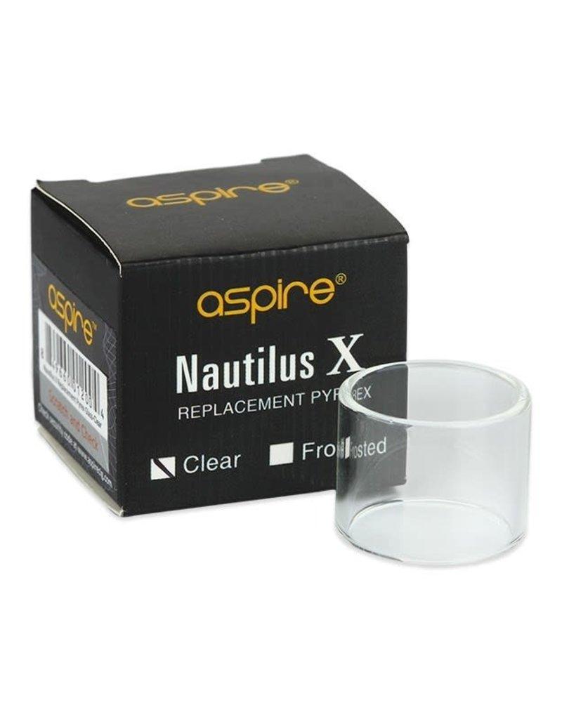 ASPIRE Aspire - Nautilus X Replacement glass Pyrex