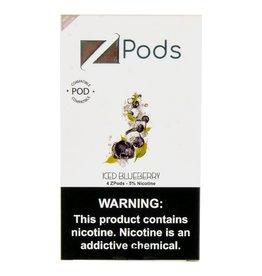 ZIIPLABS ZIIP Pods - Iced Blueberry