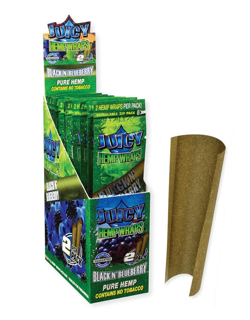 JUICY WRAPS Juicy Jay - hemp wrap
