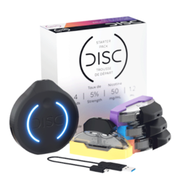 Disc - Starter Kit With 4 Pods