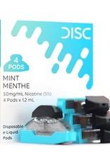DISC Disc pods - Mint