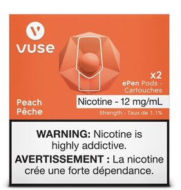 VYPE Vuse (Vype) - Classic Peach Epen pods 3% pack