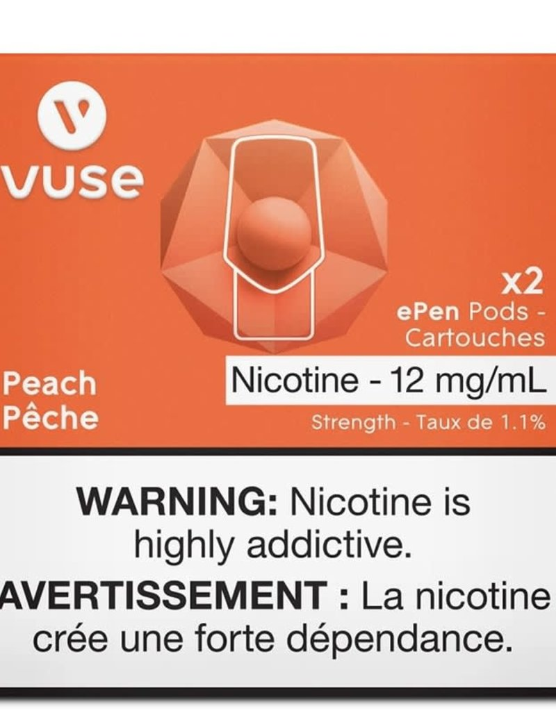 VUSE (VYPE) Vuse (Vype) - Classic Peach Epen pods 3% pack