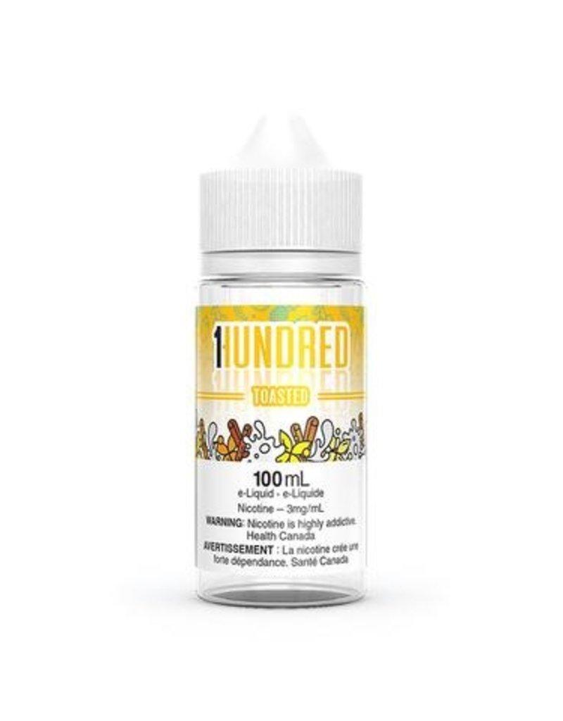1HUNDRED 1Hundred 100ml - Toasted