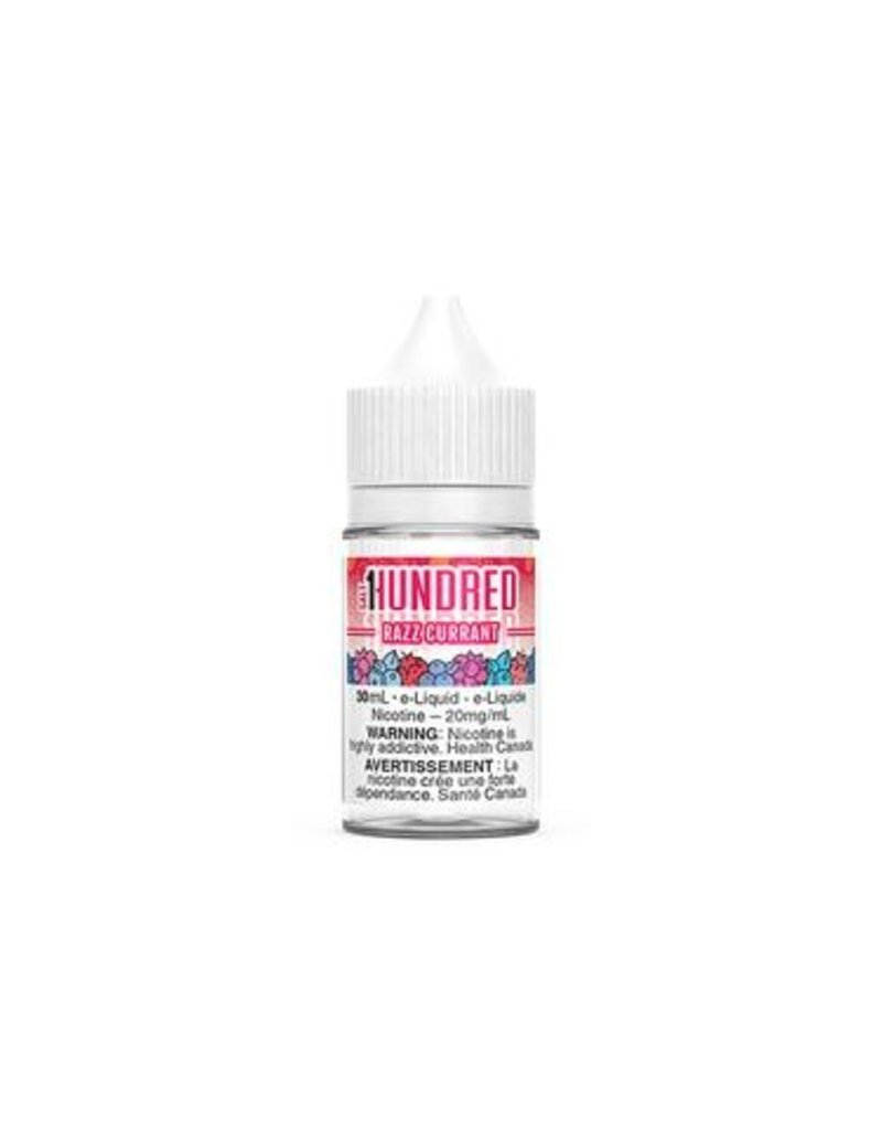 1HUNDRED Hundred Salt - Razz currant