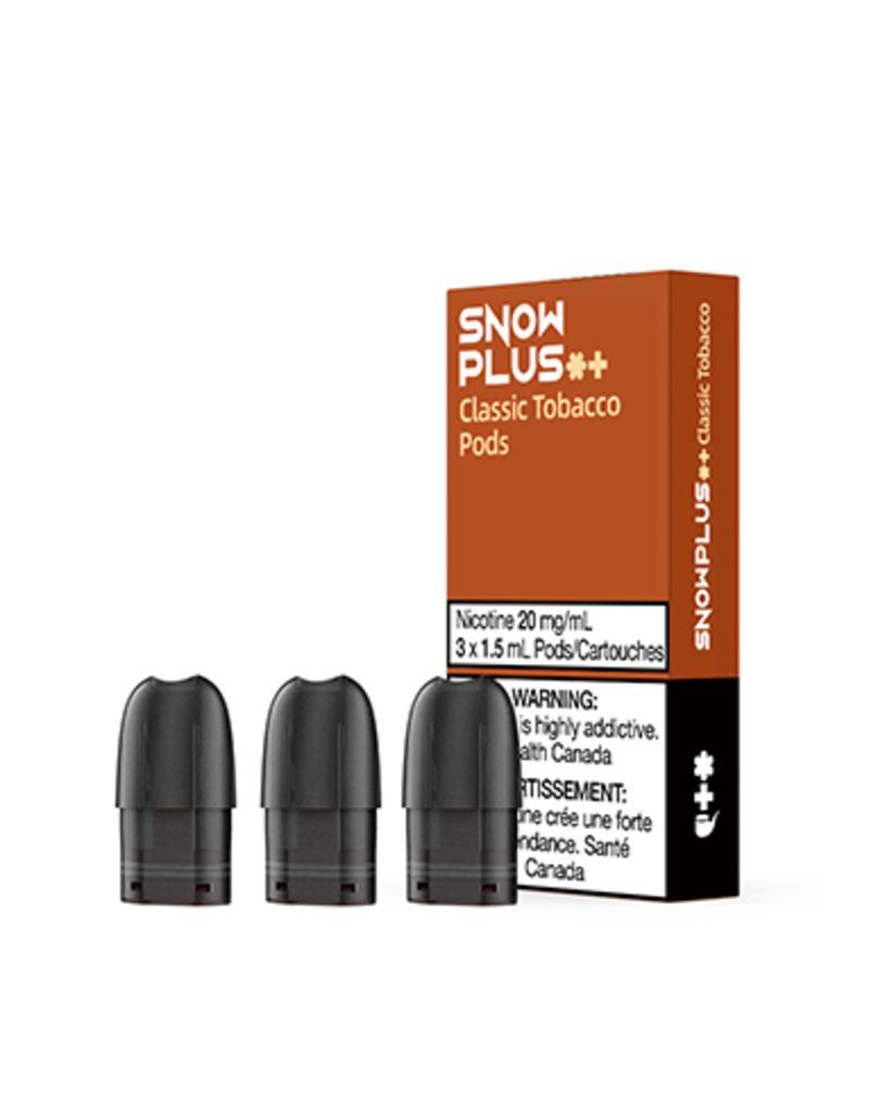 SNOW PLUS Snow plus - Classic Tobacco