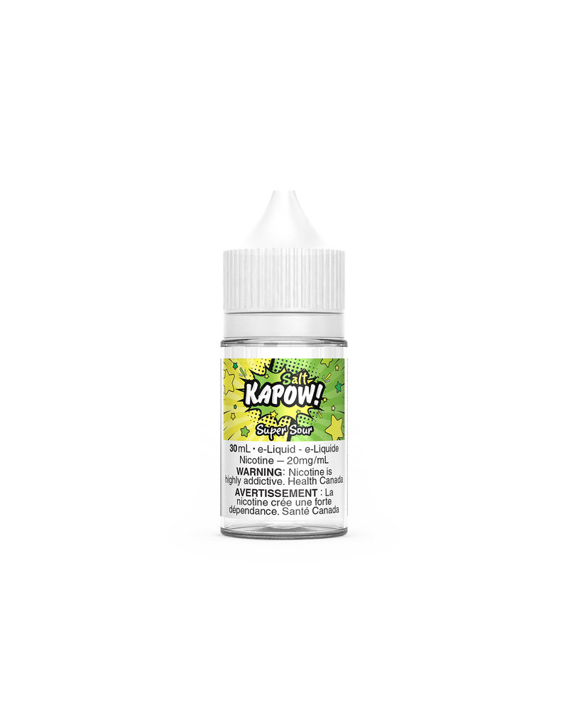KAPOW Kapow salt - Super sour