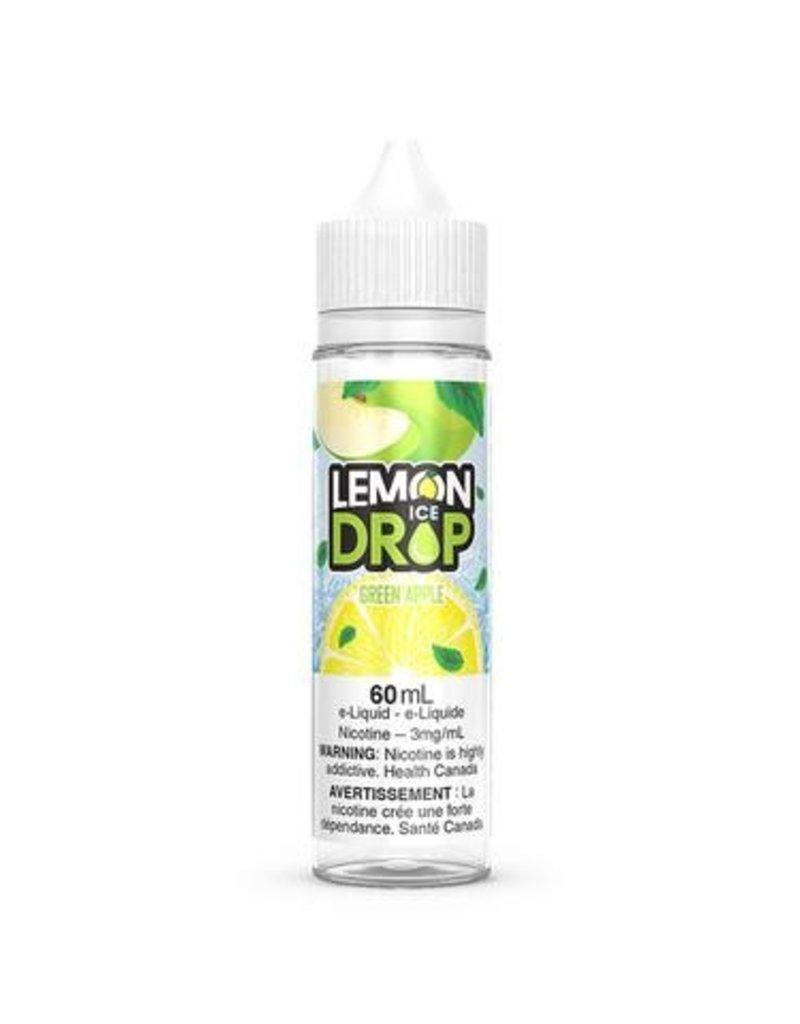 LEMON DROP Lemon Drop (Iced) - Green Apple